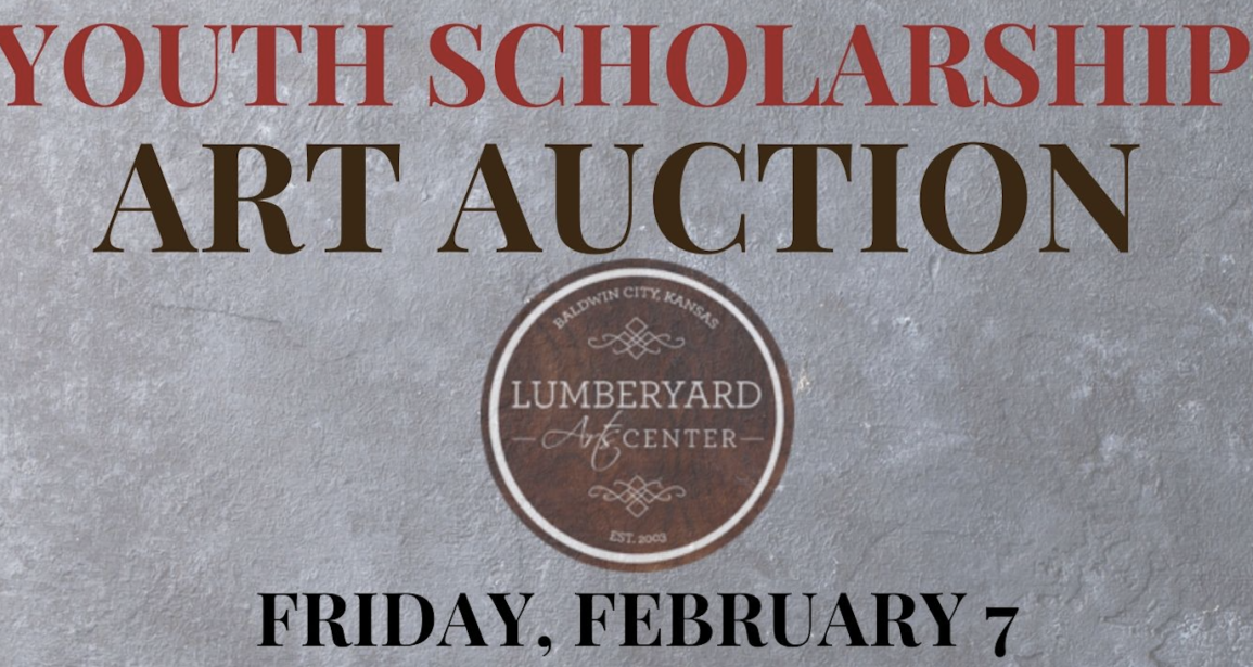 Youth Scholarship Art Auction