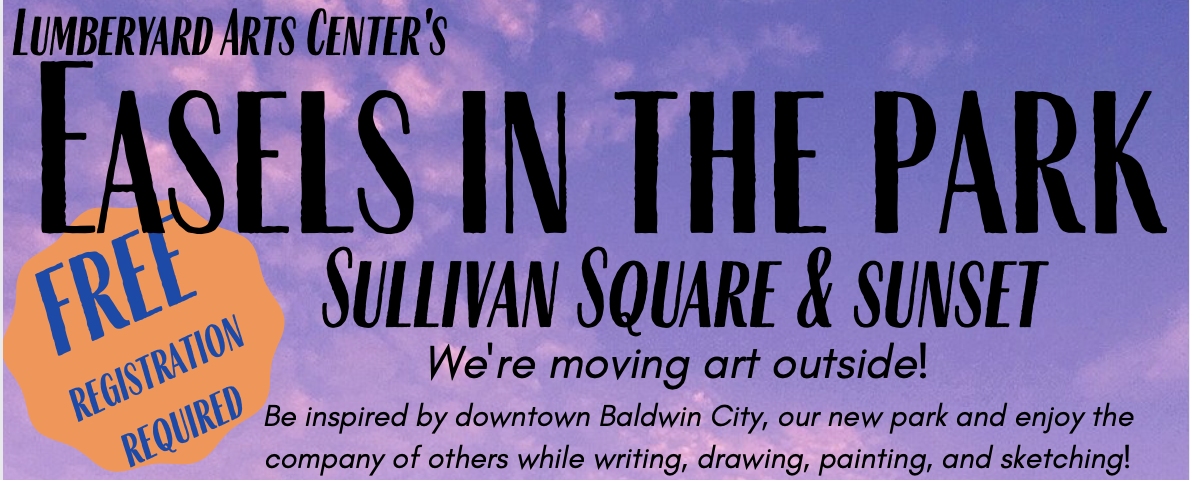 Easels in the Park – Sullivan Square & Sunset