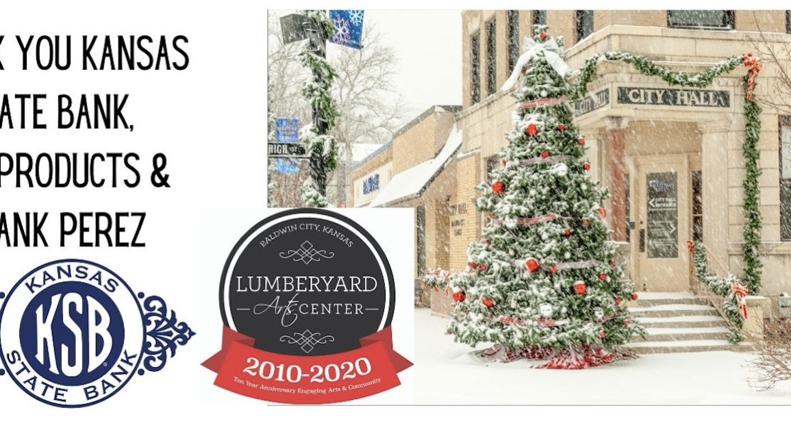 Holiday Cards at Lucy's Corner – Thank you to Frank Perez, Kansas State Bank and KSK Products and Photography